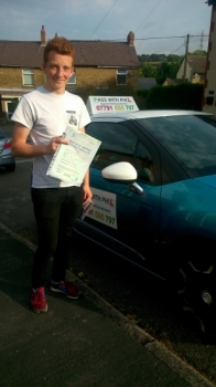 Huge congratulations to Aaron who passed his test in Buxton at the first attempt on Friday 3rd October He joins that exclusive club who have passed both theory and practical tests first time Its been a pleasure meeting you and teaching you to drive Enjoy your independence and stay safe Thank you again for choosing Pass With Phil Driving School