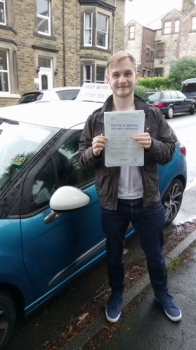 Huge congratulations go to Jake who passed his driving test today1st Augustin Buxton at the first attempt and with only 3 driver faults He joins the exclusive club of passing both theory and driving test first time Itacute;s been an absolute pleasure taking you for lessons enjoy your independence and stay safe
