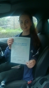 Time to say goodbye to another full licence holder Huge congratulations to Leah who passed her driving test in Buxton this morning 13th June Itacute;s been an absolute pleasure meeting you and Iacute;ve enjoyed every lesson youacute;ve been a star Enjoy your independence and stay safe Best of luck and hopefully see you around