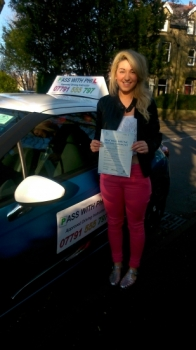 Congratulations to Bianca who passed her driving test today 10th March A smooth controlled drive and only 3 driver faults Great drive today well done Enjoy your freedom and independence and stay safe best of luck Bianca<br />