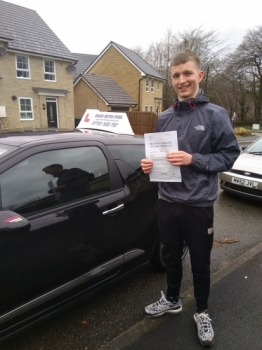 FIRST TIME PASS.<br />