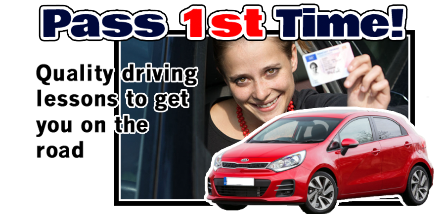 Driving lessons with Pass With Phil Driving School