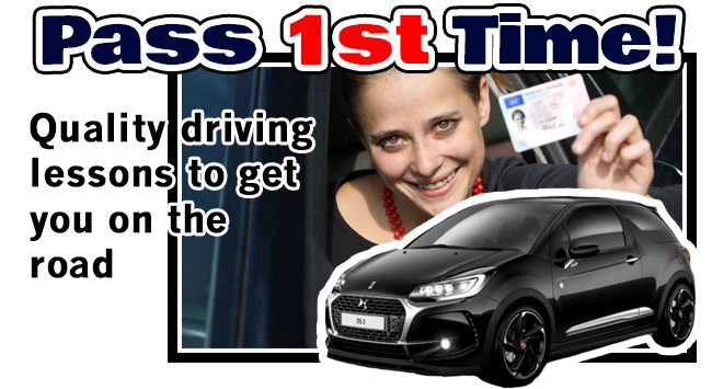 get driving lessons High Peak with Pass With Phil Driving School